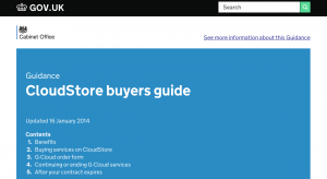 CloudStore buyers guide