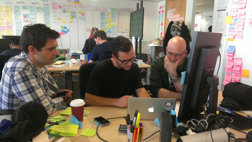 Building the Digital Marketplace